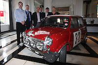 Monte Carlo Historic Rally Press Launch 2011