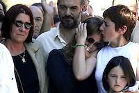 29th July 2000. Juan Maria Jauregui´s funeral in Legorreta, Basque Country. ETA. Photo; Ander Gillenea