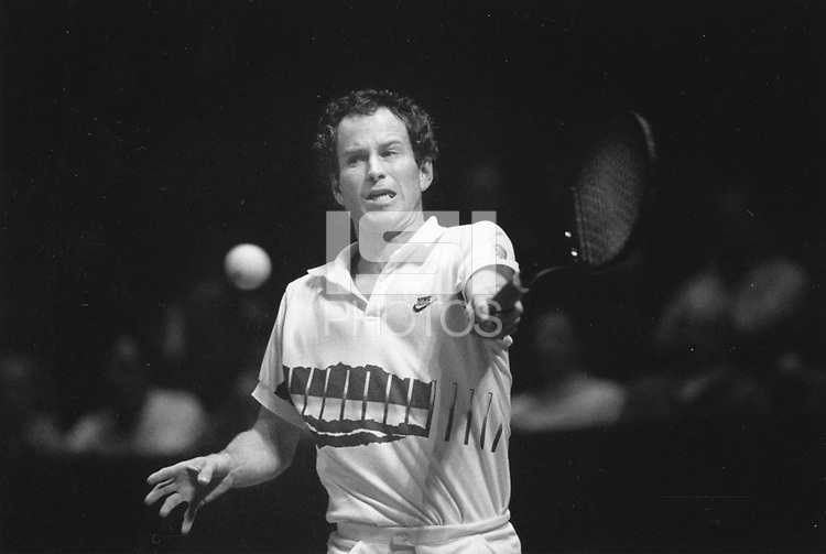 Date Unknown: John McEnroe.