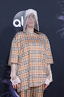 LOS ANGELES - NOV 24:  Billie Eilish at the 47th American Music Awards - Arrivals at Microsoft Theater on November 24, 2019 in Los Angeles, CA