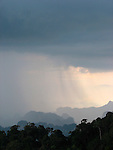 Rain over Karsts, Thailand