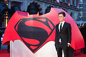 London, UK. 22 March 2016. Warner Bros. Pictures presents the European Premiere of Batman v Superman, Dawn of Justice. The movie, directed by Zack Snyder, stars Ben Affleck as Batman/Bruce Wayne and Henry Cavill as Superman/Clark Kent in the characters' first big-screen pairing. The movie opens in cinemas on 25 March 2016. © Vibrant Pictures/Alamy Live News