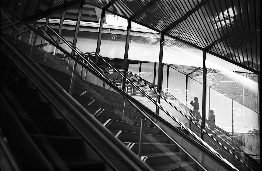 Government Center Station<br /> From &quot;Walking Downtown&quot; series<br /> Miami, 2010