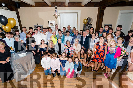 James O'Connor, Doon North, Tralee, who celebrated his 21st birthday with family and friends at the Ashe Hotel, Tralee on Saturday night last.