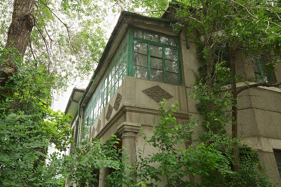 One Of A Few Residences In The Small Former Foreign Settlement, Shenyang (Mukden).