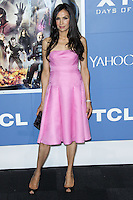 "NEW YORK CITY, NY, USA - MAY 10: Famke Janssen at the World Premiere Of Twentieth Century Fox's ""X-Men: Days Of Future Past"" held at the Jacob Javits Center on May 10, 2014 in New York City, New York, United States. (Photo by Jeffery Duran/Celebrity Monitor)"
