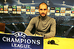 2011.03.07 Champions League rueda prensa previa FC Barcelona - Arsenal