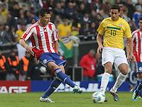 Copa America 2011 Paraguay vs Brasil