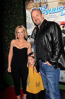 LOS ANGELES - FEB 10: Leigh Allyn Baker, Mia Talerico, Eric Allan Kramer at the screening of the Disney Channel Original Movie 'Bad Hair Day' at the Frank G Wells Theater on February 10, 2015 in Burbank, CA