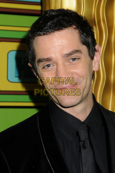 JAMES FRAIN.HBO 2011 Post Golden Globe Awards Party held at The Beverly Hilton Hotel, Beverly Hills, California, USA..January 16th, 2011.headshot portrait black  .CAP/ADM/BP.©Byron Purvis/AdMedia/Capital Pictures.