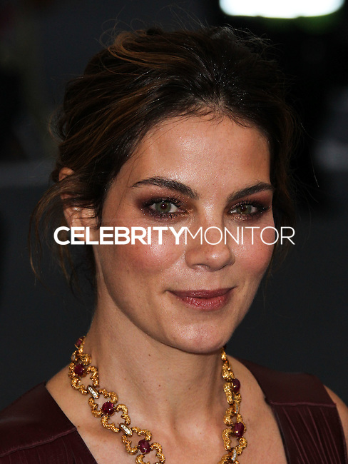 """NEW YORK CITY, NY, USA - MAY 05: Michelle Monaghan at the """"Charles James: Beyond Fashion"""" Costume Institute Gala held at the Metropolitan Museum of Art on May 5, 2014 in New York City, New York, United States. (Photo by Xavier Collin/Celebrity Monitor)"""