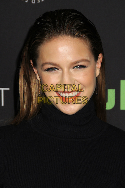13 March 2016 - Hollywood, California - Melissa Benoist. 33rd Annual PaleyFest - &quot;Supergirl&quot; held at the Dolby Theatre. <br /> CAP/ADM/BP<br /> &copy;BP/ADM/Capital Pictures