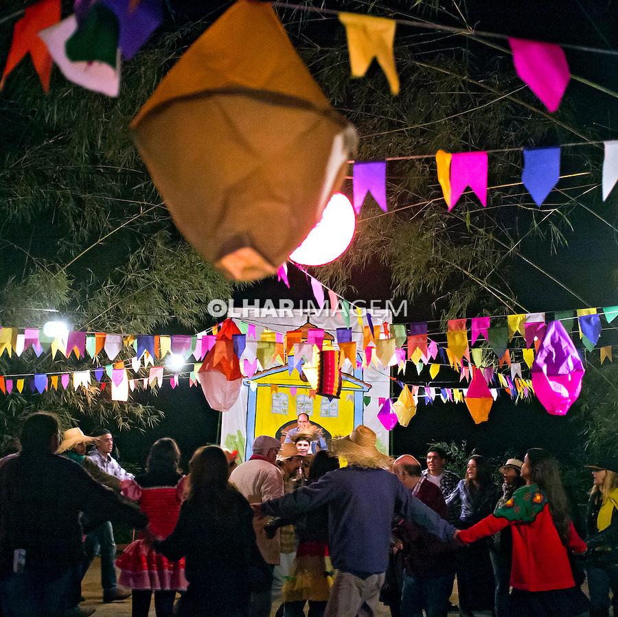 Festa Junina em Nova Friburgo. Rio de Janeiro. 2012. Foto de Ricardo Funari.