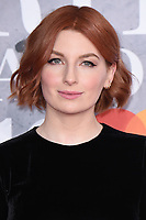 LONDON, UK. February 20, 2019: Alice Levine arriving for the BRIT Awards 2019 at the O2 Arena, London.<br /> Picture: Steve Vas/Featureflash<br /> *** EDITORIAL USE ONLY ***