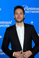 LOS ANGELES - JAN 18:  Taylor Kitsch at the Paramount Network Launch Party at the Sunset Tower on January 18, 2018 in West Hollywood, CA