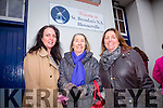"At the Blennervile School History Book Launch ""A Story Worth Telling"", were l-r  Eve Savage, Mary O'Riordan and Cathy O'Grady who are parents of current pupils at the  old school on Saturday"