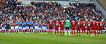 Minutes applause for the passing of David Will