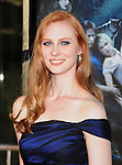 "HOLLYWOOD, CA. - June 08: Deborah Ann Woll  arrives at HBO's ""True Blood"" Season 3 Premiere at ArcLight Cinemas Cinerama Dome on June 8, 2010 in Hollywood, California."