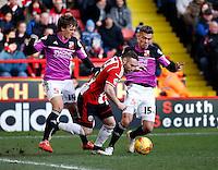 Sheffield United v Swindon 31.1.15