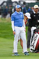 Sergio Garcia (ESP) looks over his chip on 6 during round 2 of the 2019 US Open, Pebble Beach Golf Links, Monterrey, California, USA. 6/14/2019.<br /> Picture: Golffile | Ken Murray<br /> <br /> All photo usage must carry mandatory copyright credit (© Golffile | Ken Murray)