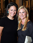 Amanda Davis and Rachel Boehler at a fundraiser for Deck My Room at Tootsies Tuesday  Feb. 12, 2013.(Dave Rossman/ For the Chronicle)