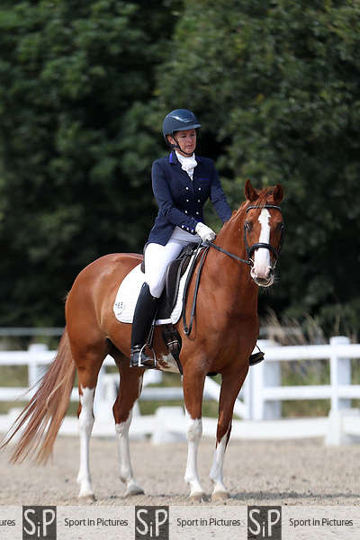 Class 16. Elementary 53 - Silver. Petplan area festival. British dressage. Brook Farm Training Centre. Essex. UK. 01/07/2018. ~ MANDATORY Credit Elli Birch/Sportinpictures - NO UNAUTHORISED USE - 07837 394578