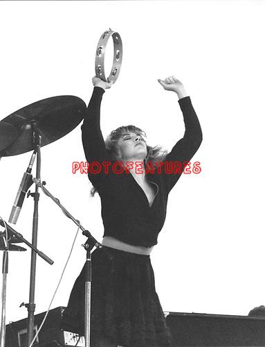 Fleetwood Mac 1983 Stevie Nicks....