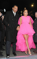 NEW YORK, NY - DECEMBER 12: Jennifer Lopez and Alex Rodriguez attends the World Premiere for &quot;Second Act&quot; at Regal union Square on December 12, 2018 in New York City.  <br /> CAP/MPI/JP<br /> &copy;JP/MPI/Capital Pictures