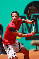 Philipp Kohlschreiber, Germany, during Madrid Open Tennis 2018 match. May 9, 2018.(ALTERPHOTOS/Acero) /NortePhoto.com