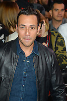 Howie Dorough at the Los Angeles premiere for &quot;XXX: Return of Xander Cage&quot; at the TCL Chinese Theatre, Hollywood. Los Angeles, USA 19th January  2017<br /> Picture: Paul Smith/Featureflash/SilverHub 0208 004 5359 sales@silverhubmedia.com