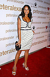 LOS ANGELES, CA. - October 22: Actress Dania Ramirez arrives at the Peter Alexander Flagship Boutique Grand Opening And Benefit on October 22, 2008 in Los Angeles, California.
