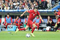 Robert Lewandowski (POL) - EM 2016: Deutschland vs. Polen, Gruppe C, 2. Spieltag, Stade de France, Saint Denis, Paris