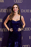 Ariadne Artiles attends to Vanity Fair 'Person of the Year 2019' Award at Teatro Real in Madrid, Spain.