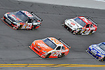 Feb 12, 2009; 2:43:09 PM; Daytona Beach, FL, USA; NASCAR Sprint Cup Series race of the Gatorade Duel at Daytona International Speedway.  Mandatory Credit: (thesportswire.net)