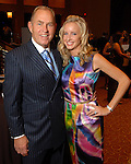 Robin and Charles Reimer at the Una Notte in Italia dinner and fashion show at the InterContinental Hotel Friday Nov. 07, 2008. (Dave Rossman/For the Chronicle)