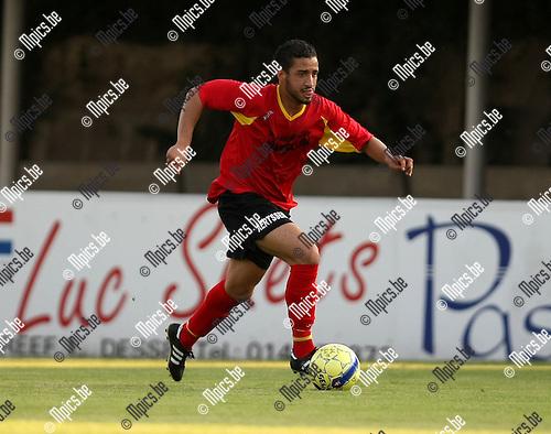 2008-07-29 / Voetbal / seizoen 2008-2009 / Kapellen FC / Yassine Benajiba..Foto: Maarten Straetemans (SMB)