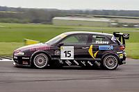 2001 British Touring Car Championship. #15 Dave Pinkney (GBR). JS Motorsport. Alfa Romeo 147.
