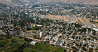aerial photograph Rock Springs, Wyoming