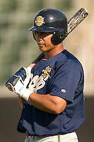 Charleston River Dogs outfielder Jose Tabata (#39)