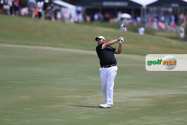 Shane Lowry (IRL) during the final round of the Players, TPC Sawgrass, Championship Way, Ponte Vedra Beach, FL 32082, USA. 15/05/2016.<br /> Picture: Golffile   Fran Caffrey<br /> <br /> <br /> All photo usage must carry mandatory copyright credit (&copy; Golffile   Fran Caffrey)