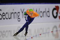 SCHAATSEN: HEERENVEEN: Thialf, World Cup, 02-12-11, 5000m B, Pien Keulstra NED, ©foto: Martin de Jong