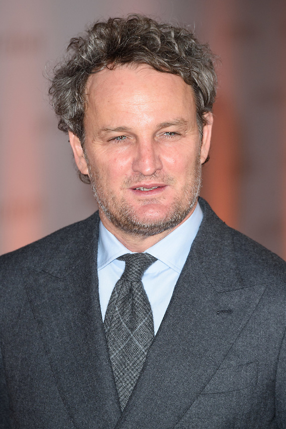 "Jason Clarke<br /> arriving for the premiere of ""The Aftermath"" at the Picturehouse Central, London<br /> <br /> ©Ash Knotek  D3479  18/02/2019"