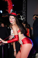 VIP dancer at 2013 Hearts & Stars Gala at Tierra Veritatis, Miami Beach, FL, March 9, 2013