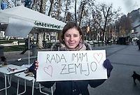 Climate March Ljubljana 2015