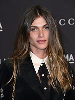 03 November 2018 - Los Angeles, California - Elisa Sednaoui. 2018 LACMA Art + Film Gala held at LACMA.  <br /> CAP/ADM/BT<br /> &copy;BT/ADM/Capital Pictures