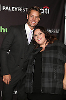 BEVERLY HILLS, CA - SEPTEMBER 13: Justin Hartley, Chrissy Metz at the PaleyFest 2016 Fall TV Preview featuring NBC at the Paley Center For Media in Beverly Hills, California on September 13, 2016. Credit: David Edwards/MediaPunch