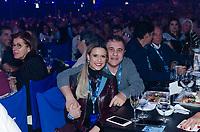 SAO PAULO, SP, 04.09.2019 - SHOW-SP - Beca Milano, apresentadora durante show do cantor Roberto Carlos na noite desta quarta-feira. 04, no Espaço das Américas, zona oeste de São Paulo. (Foto: Anderson Lira/Brazil Photo Press/Folhapress)