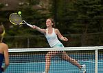 GR Christian Girls Tennis vs EGR