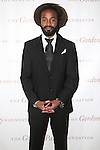 Musician John Forte arrives at the Gordon Parks Foundation 2014 Award Dinner and Auction on June 3, 2014 at Cipriani Wall Street, located on 55 Wall Street.