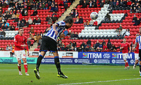 third goal scored for Sheffield Wednesday by Atdhe Nuhiu of Sheffield Wednesday during Charlton Athletic vs Sheffield Wednesday, Sky Bet EFL Championship Football at The Valley on 30th November 2019